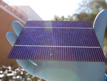 Bertoni solar panel