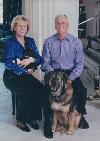 Judy and Ed Lynn