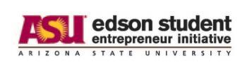 Edson Student Entrepreneur Initiative logo