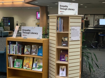 Empathy Through Literacy, Noble Library, Arizona State University, Center for Child Well-Being