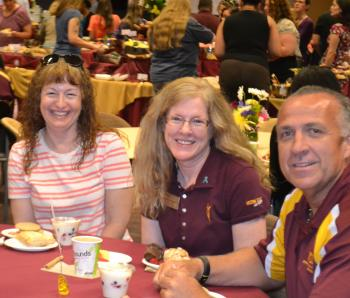 ASU Employee Recognition Celebration