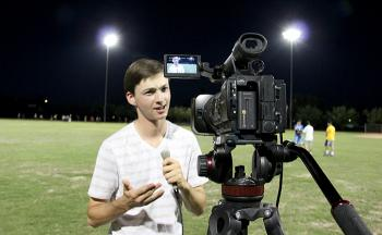 Cronkite Sports Broadcast Boot Camp, Eton Tuttle