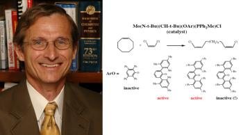Richard R. Schrock, Nobel Laureate in Chemistry 2005