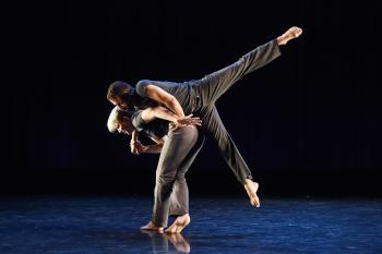 Fall Forward! dance showcase