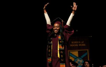 College of Public Service and Community Solutions Fall 2016 Convocation