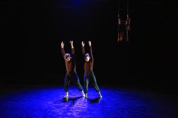 Photo of ASU dance alumni Emily Laird and Quinn Mihalovic dancing.jpg