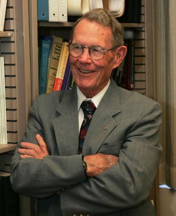 Engineer Richard Farmer portrait