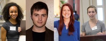 Undergraduate Research Fellows at the Center for the Study of Religion and Confl