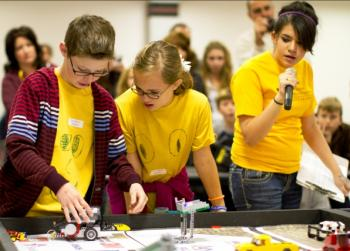 Arizona FIRST LEGO League competition