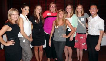 Nonprofit Professionals Alumni Club members