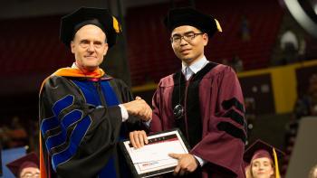 Stephen Phillips and Houqiang Fu