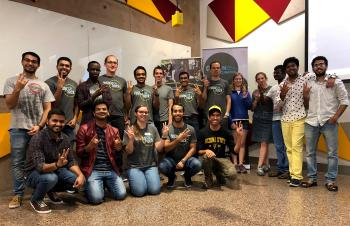Teams of ASU students created circular economy solutions for waste.