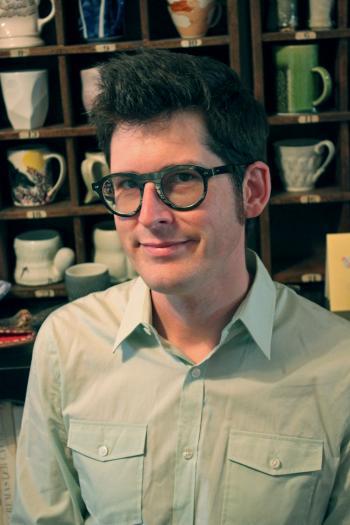 portrait of Garth Johnson