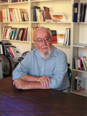 Professor Emeritus George Cowgill