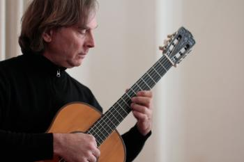 Frank Wallace to perform in ASU Guitar Series
