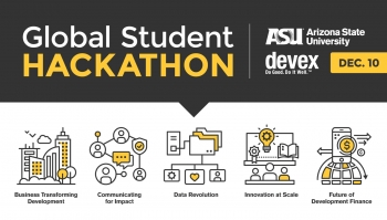 Hackathon graphics