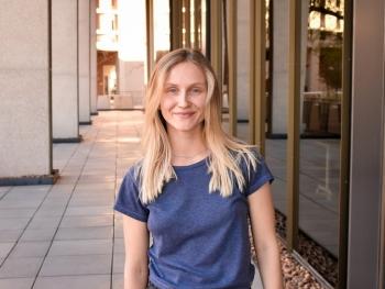 ASU graduate Hannah Rose