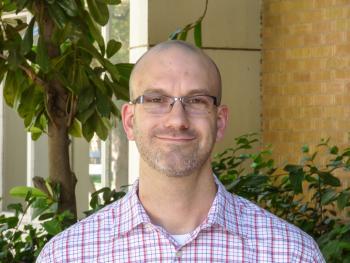 Arizona State University's Joshua Abbott