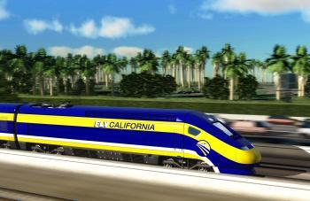 High Speed Rail System