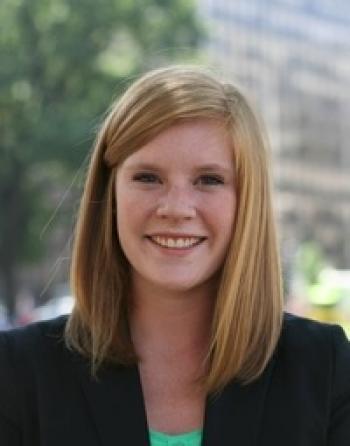 heashot of Lauren Kyger
