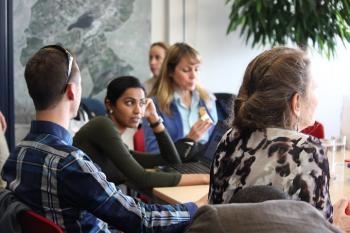 ASU Executive Master's for Sustainability Leadership students