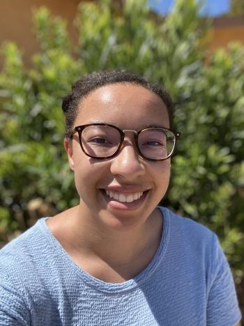 ASU MA in Narrative Studies graduate Kendall Dawson