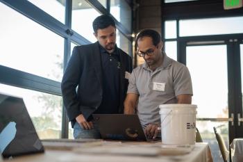 InvestU entrepreneurship pitch event, venture capital