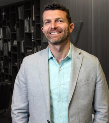 Photo of Jason Schupbach, who will lead ASU Herberger Institute's Design School