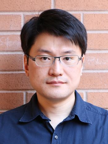portrait of ASU assistant professor Ming-Hung (Jason) Kao