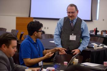 Students discuss energy at Arizona Student Energy Conference