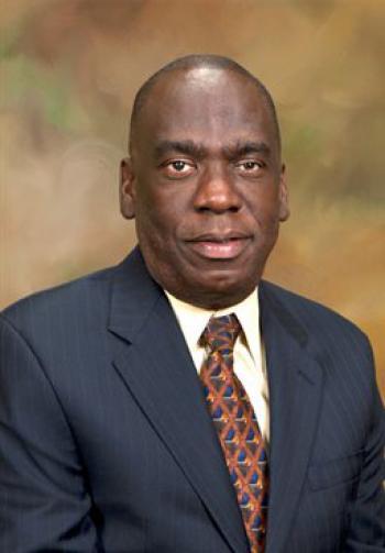portrait of ASU faculty athletics representative Jeffrey Wilson