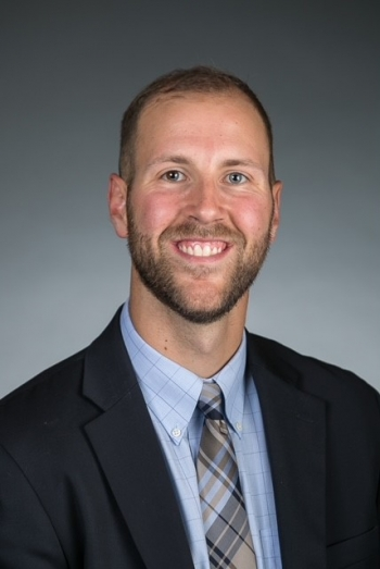 Jeff Luczak, who is the Fall 2020 W. P. Carey Outstanding Graduate Student