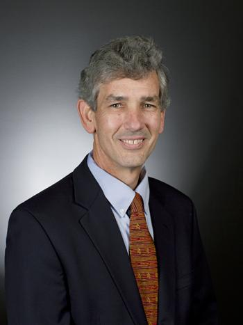 ASU engineering dean Paul Johnson