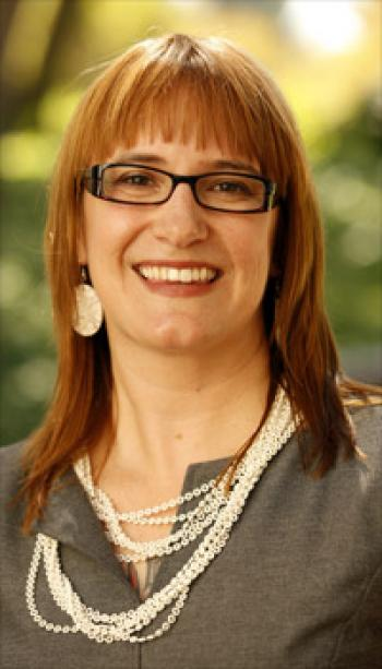 Jacqueline Wernimont, new ASU assistant professor in the Department of English