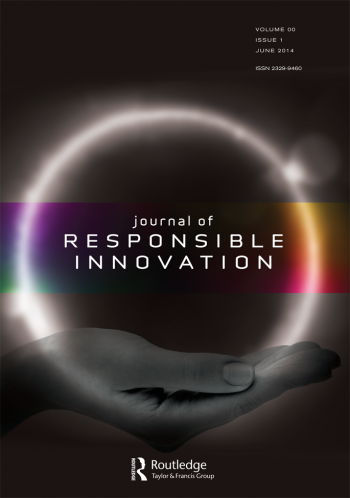 Journal of Responsible Innovation cover