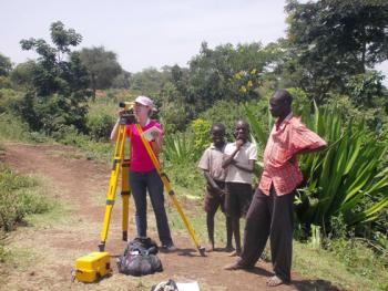 Engineering Without Borders in Kenya