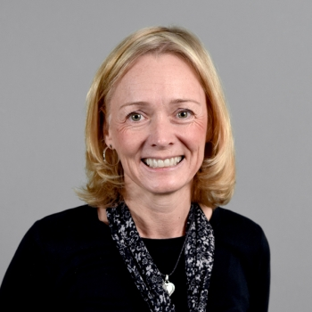 Headshot of ASU Sanford School Professor Kimberly Updegraff