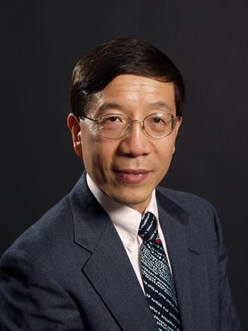 portrait of ASU professor Ying-Cheng Lai