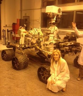 JPL intern