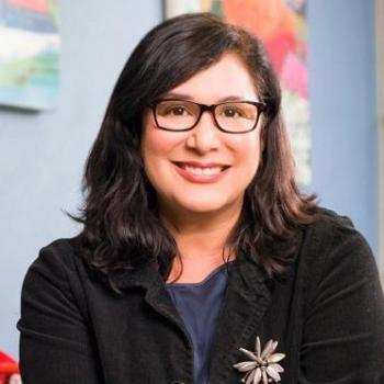ASU professor Lisa Magaña