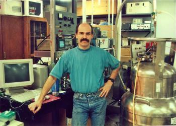 ASU senior research scientist Russell LoBrutto
