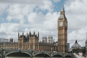Photo of Big ben in London, United Kingdom