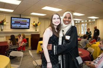 2018 Student Awards Lunch