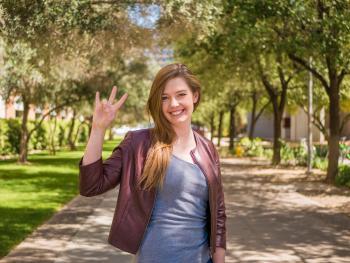 Makenzie O'Neil, ASU Psychology Doctoral Student