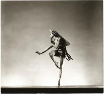 Maria Tallchief, prima ballerina