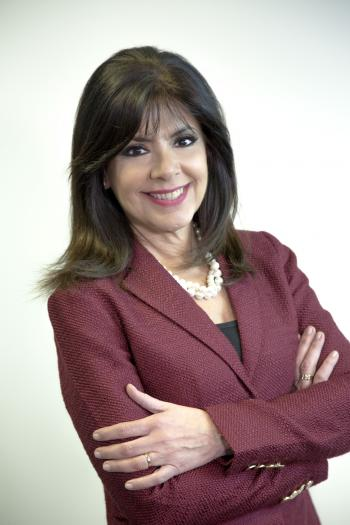 Maria Harper-Marinick is the new chancellor of Maricopa Community Colleges