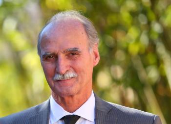 ASU Professor of English Mark Lussier / Photo by Bruce Racine