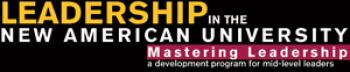 OHR's Mastering Leadership Program
