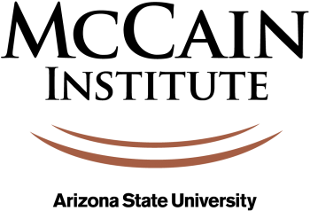 McCain Institute logo