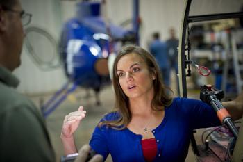 Christine Cameron Boeing engineer